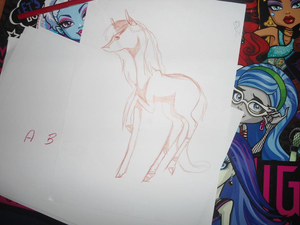 Some pony by Patrycja0110