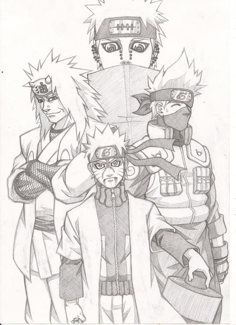 Naruto Shippuden 307: Fade into the Moonlight