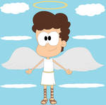 Benny is an Angel by Artistic-Suffering