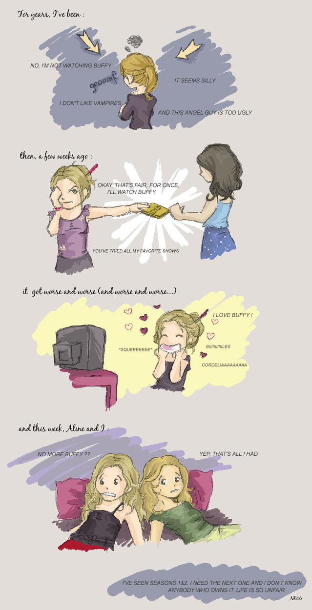 Buffy and I by Na-kun