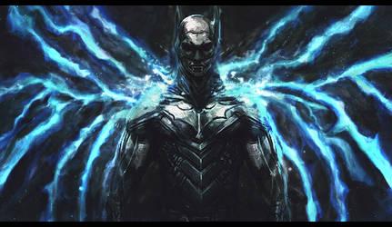 Batman by Sebiss