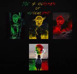 The 4 horseman of apocalypse