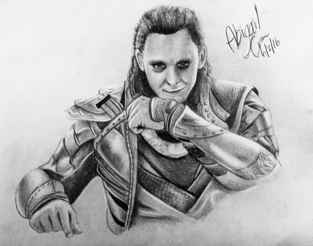 Loki by Ivystream