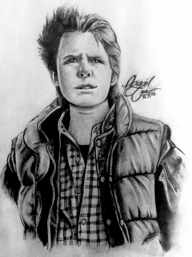 Marty McFly by Ivystream