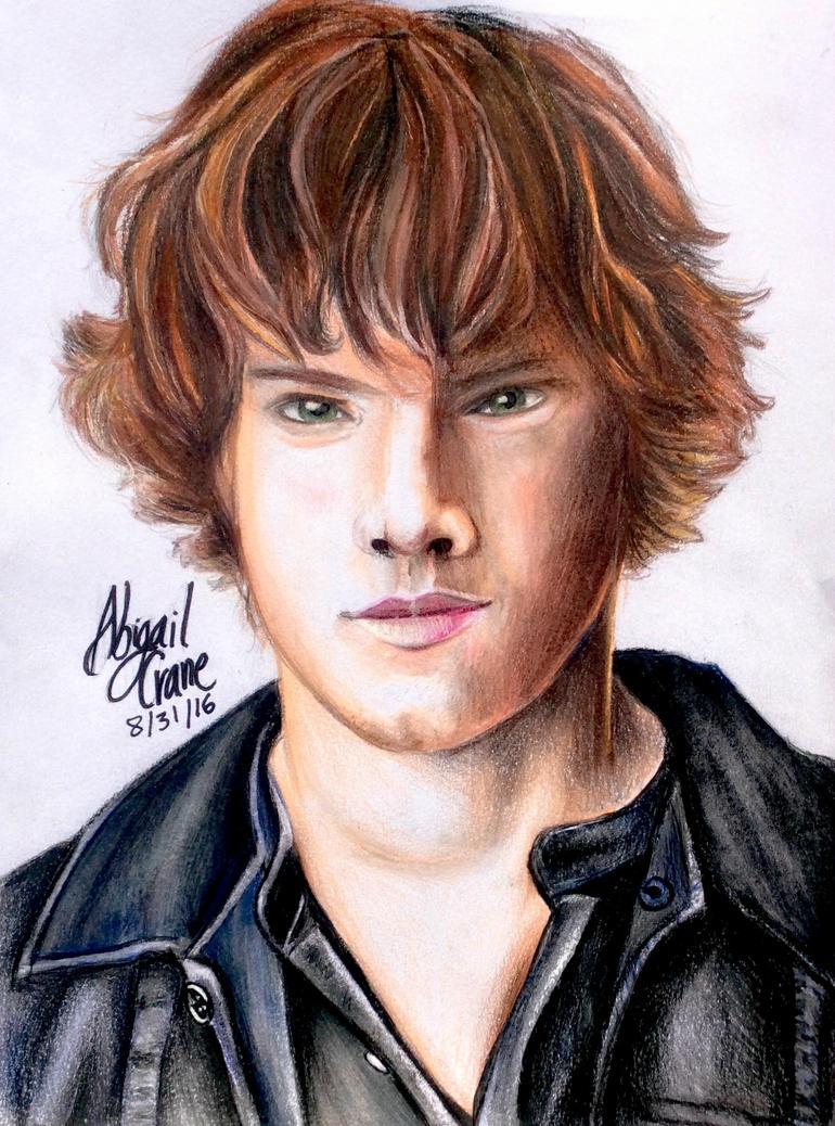 Sam Winchester by Ivystream