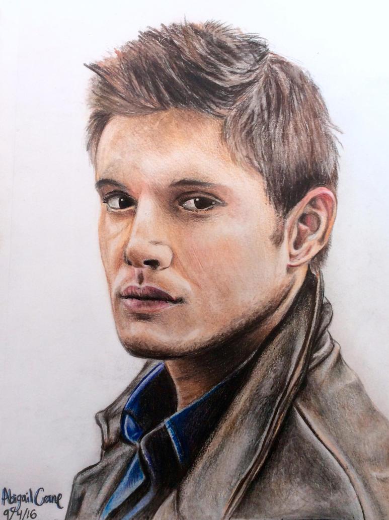 Dean Winchester by Ivystream