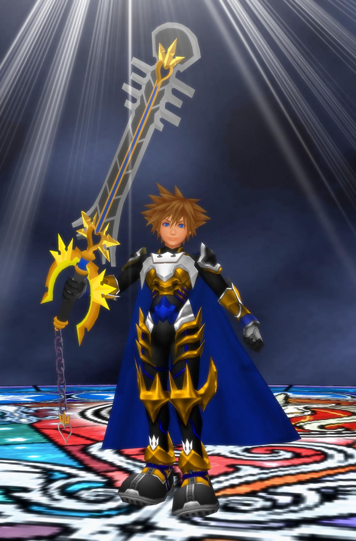 Sora, the Hero of Light!!! by todsen19