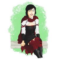 Ruby Rose by kmkibble75