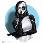 Domino by kmkibble75