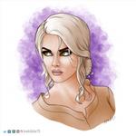 Ciri by kmkibble75