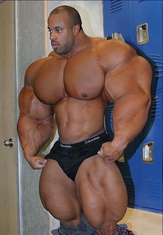 Huge victor Muscles by UnitedbigMuscle on DeviantArt