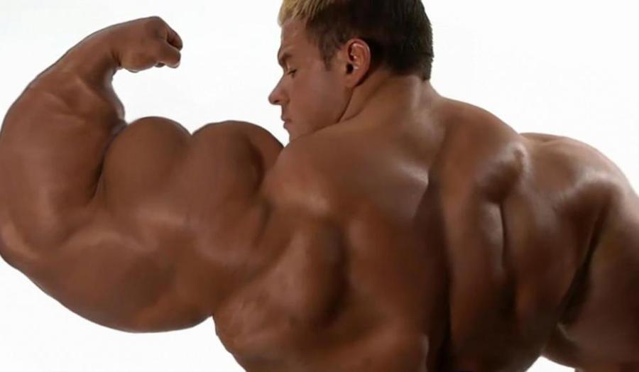 Jeff Long Muscle Morph by UnitedbigMuscle