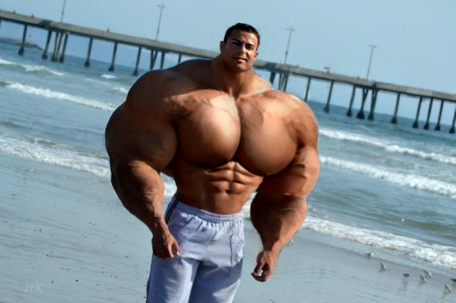 Bronzed muscles by UnitedbigMuscle on DeviantArt  Bronzed muscles...