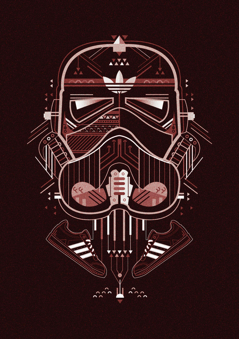 Stormtrooper by shoelesspeacock
