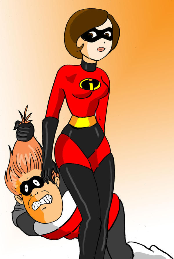 The Incredible Helen Parr By Koku-Chan On Deviantart-9142
