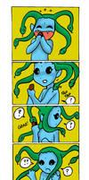 Modest Medusa fan strip