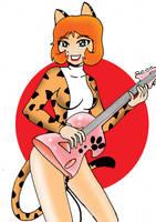 Josie McCoy by Koku-chan