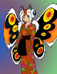 Mothra Goddess