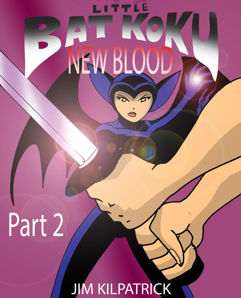 LBK New Blood 2 page 1 by Koku-chan