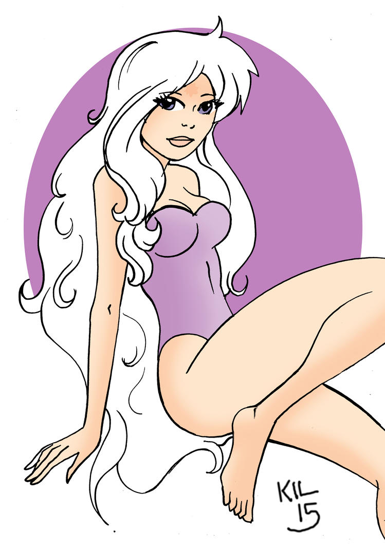 Swimsuit Amalthea by Koku-chan