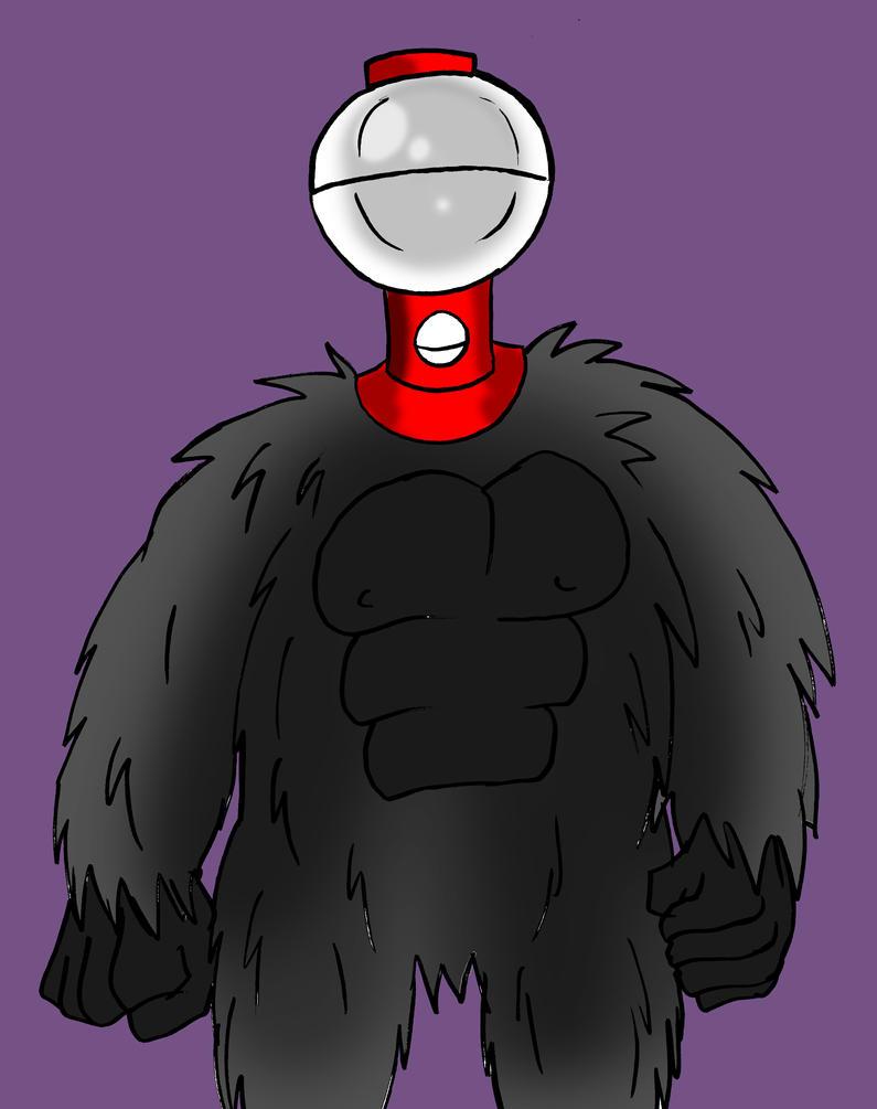Tom Ro-Man by Koku-chan