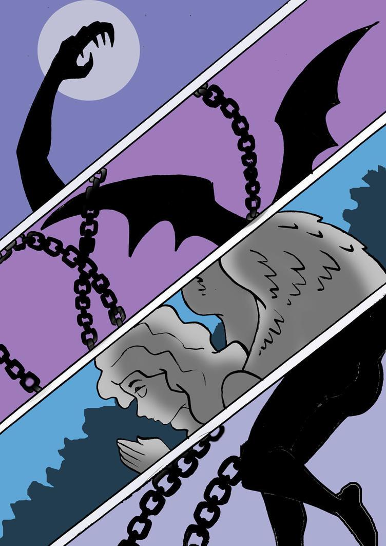 Little Bat Koku  6-14 by Koku-chan