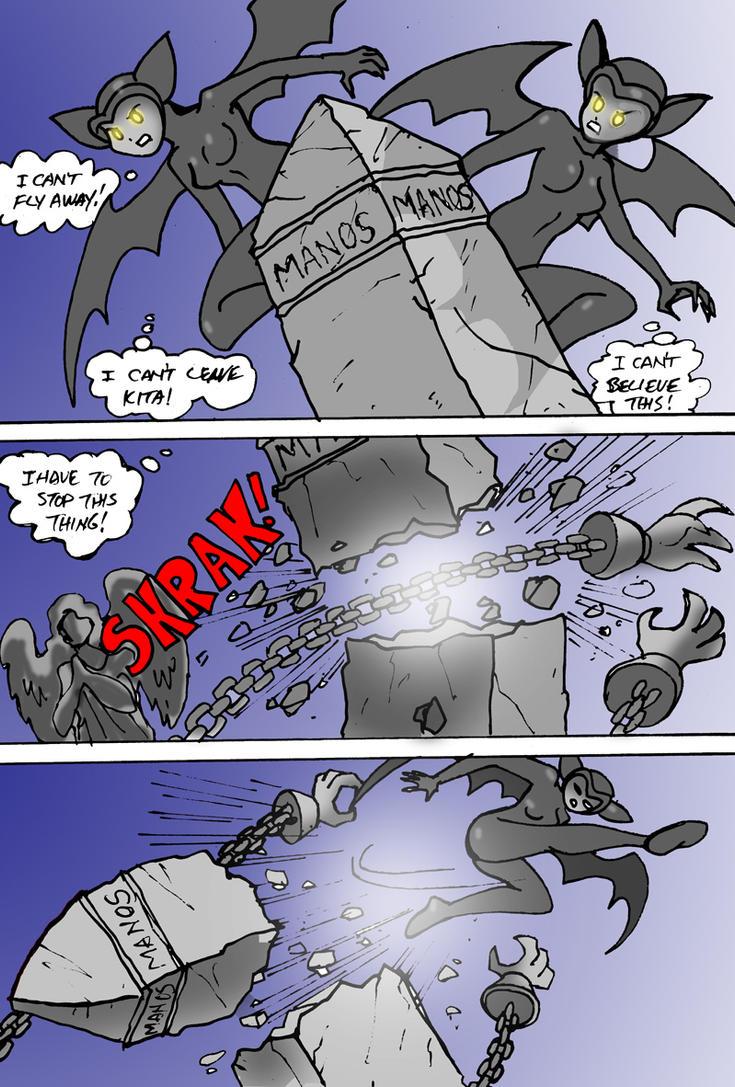 Little Bat Koku 6-15 by Koku-chan