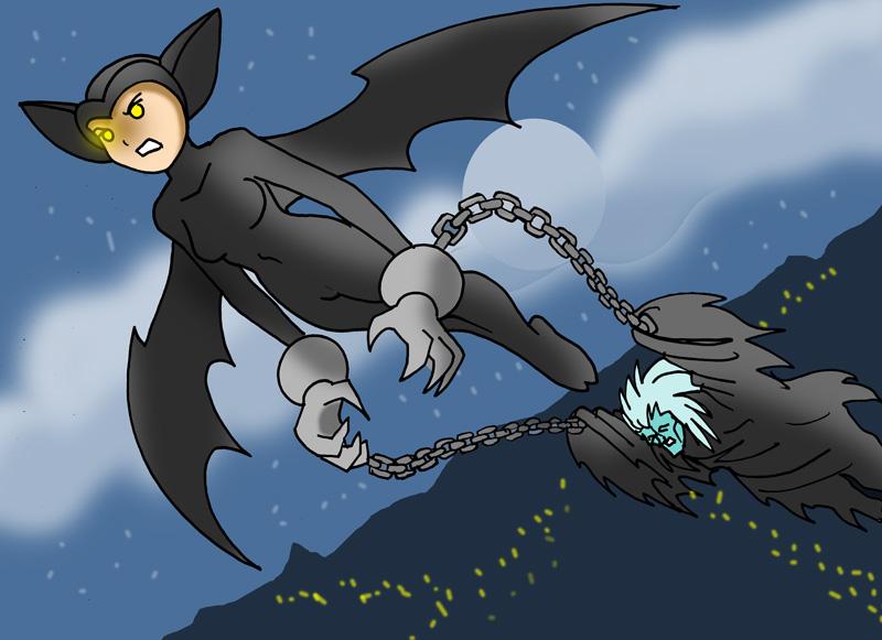 Little Bat Koku 6-17 by Koku-chan