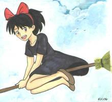 Kiki by Koku-chan