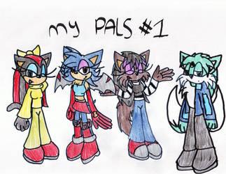 for my pals 1 by tikalxxx134