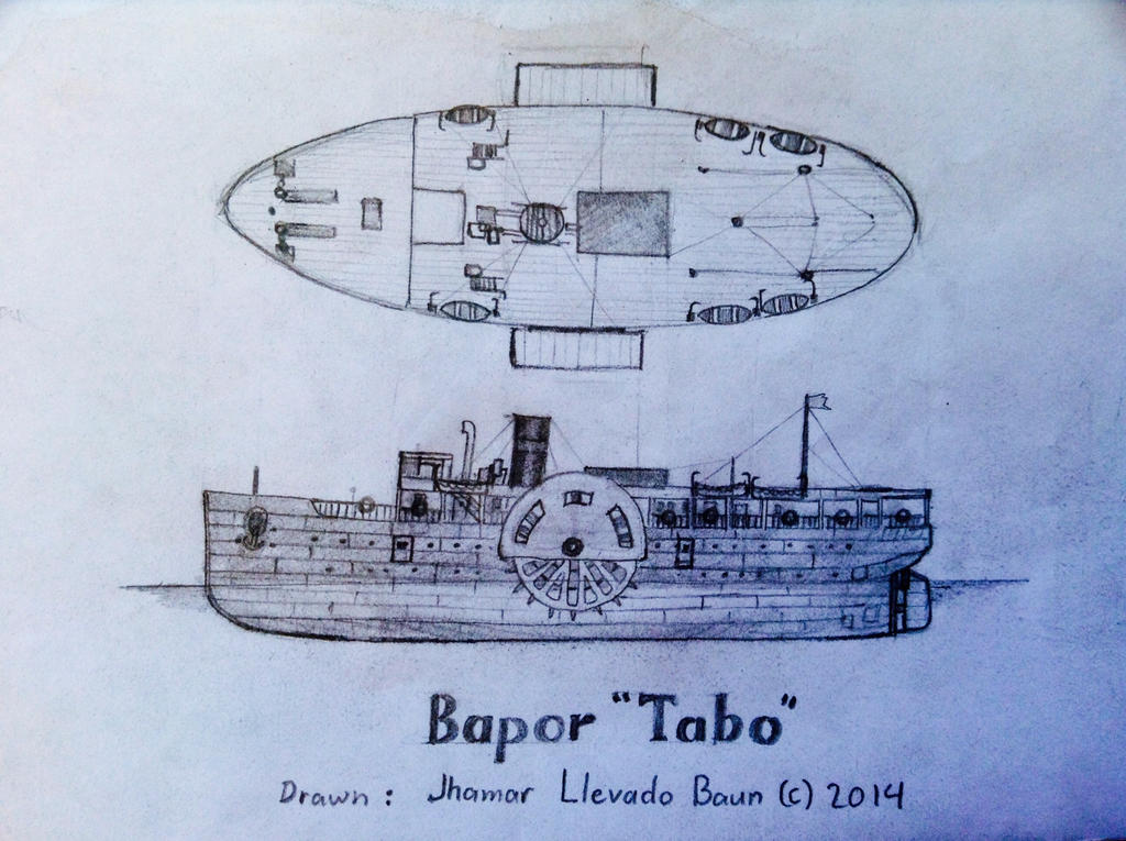 Bapor Tabo Another Concept By SammfeatBlueheart On