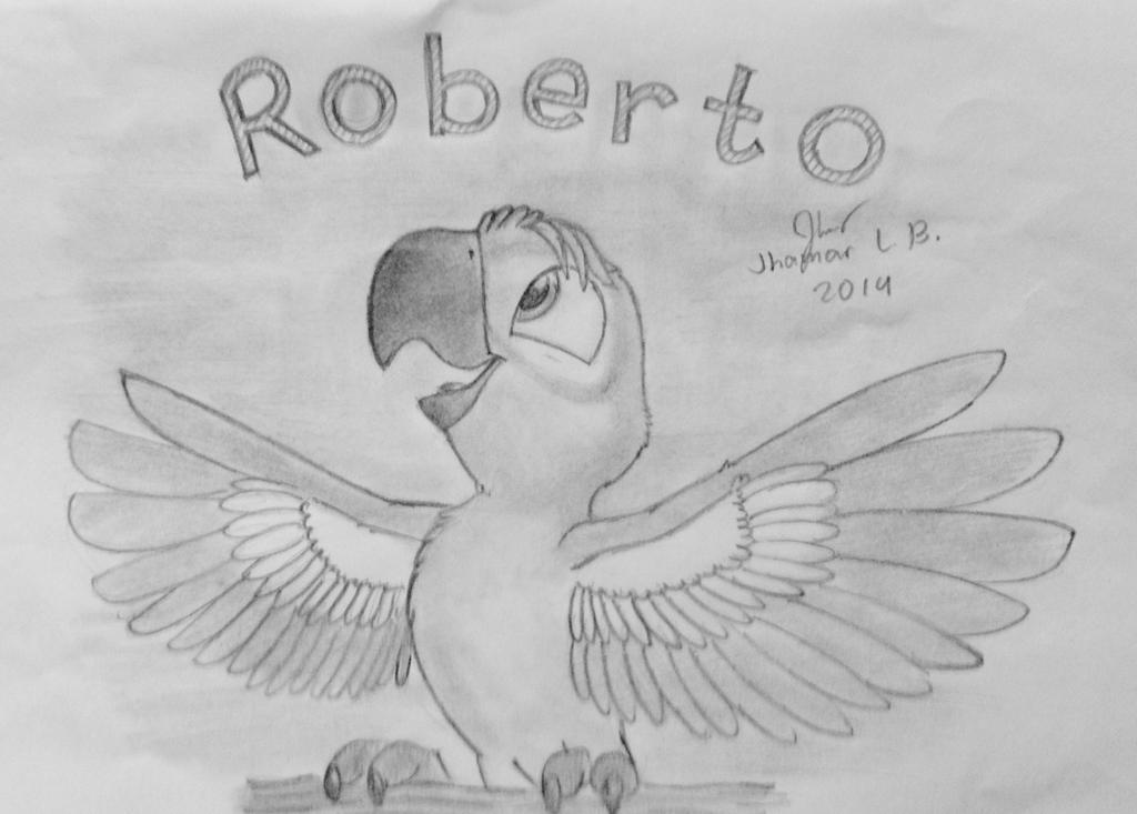 Baby Roberto by SammfeatBlueheart