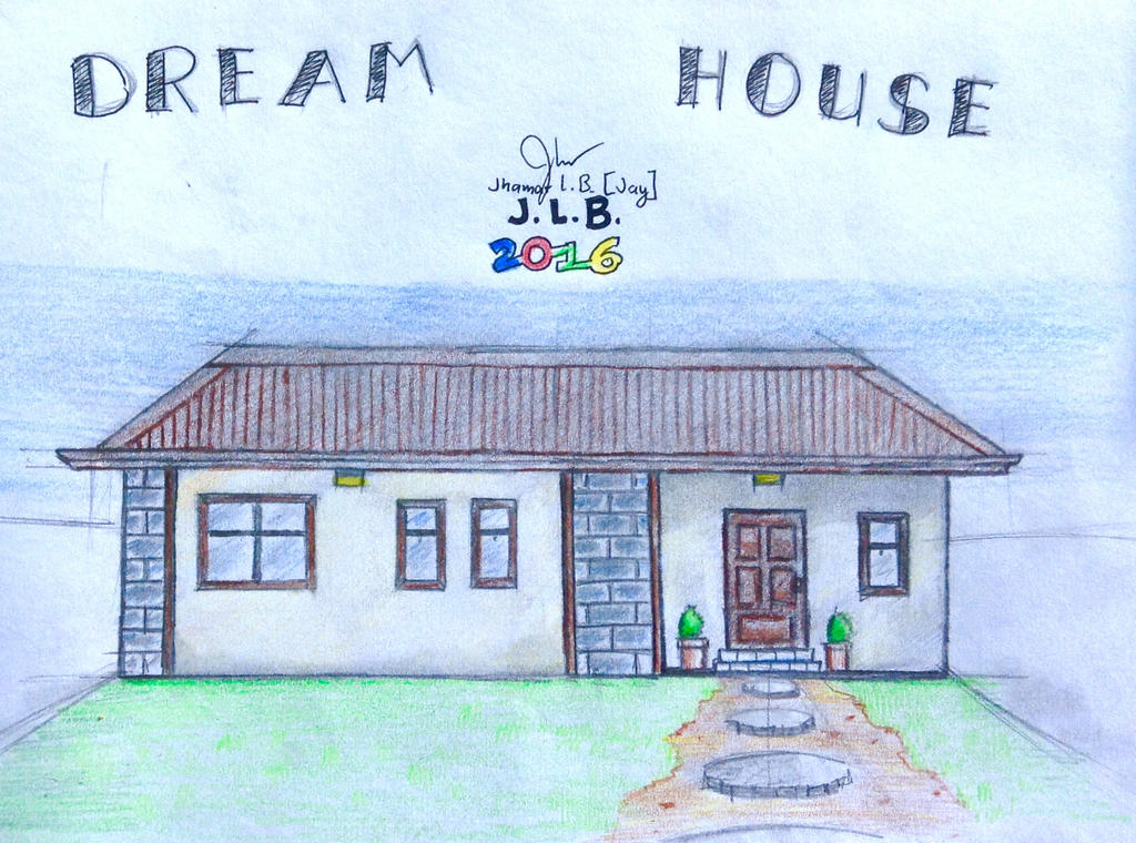 Dream House: Sample Design By SammfeatBlueheart ...