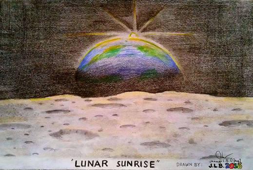 Lunar Sunrise