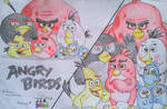 Angry Birds: The Angry Flock