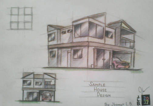 Sample House Design