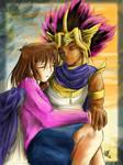 Atem and Anzu