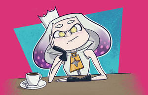 Pearl from Splatoon 2