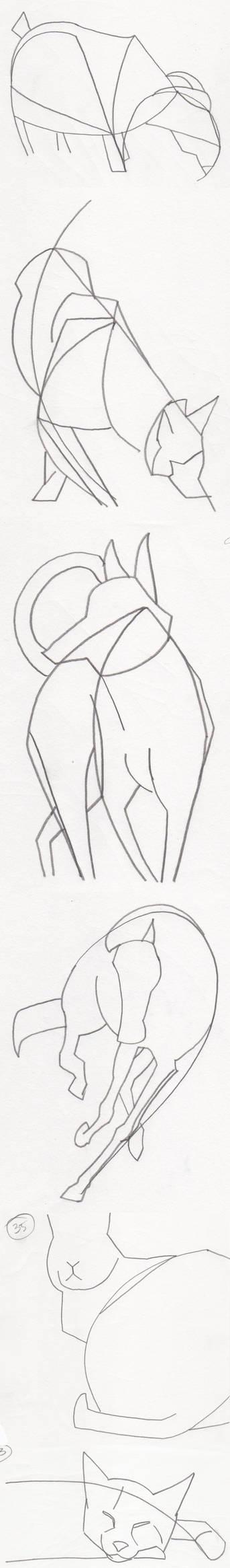 Sketchdump 001 Animals