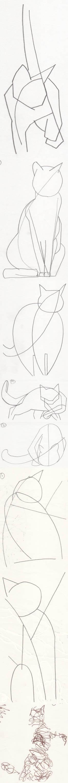 Sketchdump 002 Cats