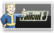 Fallout 3 - ThumbsUp Stamp by CamaroGirl666