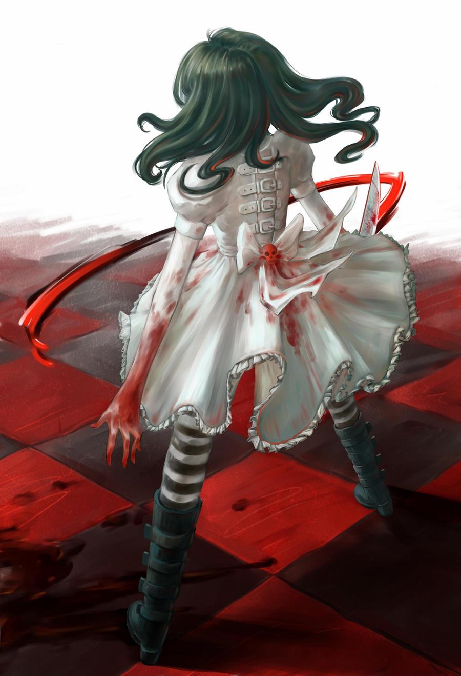 Hysteria Alice by 444blackstar