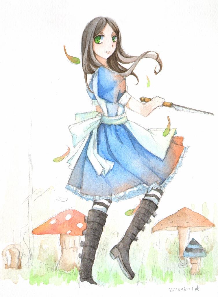 ALICE by 444blackstar