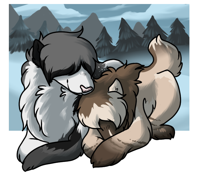 Breeding Image- Kale and Suffocating Sandstorm by Eaglidots