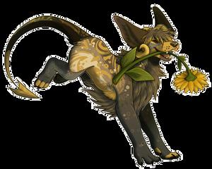 [Commission] I Got a Sunflower !!