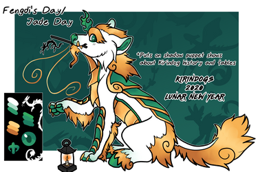 Fenruary 3rd: Fengdis Day/Jade Day