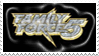 Family Force Five Stamp by SailorSolar