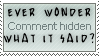 ..Ever Wonder.. Stamp by SailorSolar