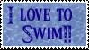 Swim stamp