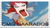 OMG Gaarados stamp by SailorSolar